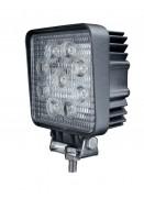 Светодиодная фара рабочего света 9 LED 27W