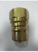 Быстроразъёмное соединение BRS 1,серия K ISO-A, ниппель, резьба BSP